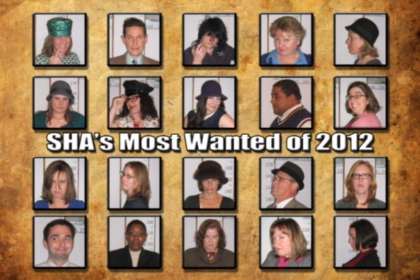 SHA 2012! The Most Wanted!